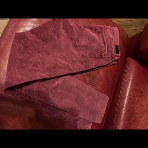 Dear John comfort skinny corduroy jeans